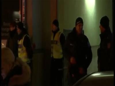 جرمنی ،برلن میں پولیس نے دھماکا خیز مواد ناکارہ بنا دیا