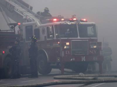 جرمنی ،رہائشی عمارت میں آتشزدگی،4افرادہلاک