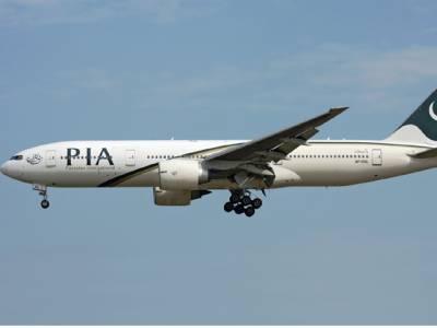 قومی ائیر لائن نے لاہور سے مسقط کے لئے ہفتہ وار 2 پروازوں کا آغاز کر دیا