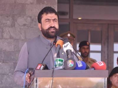 بلوچستان کے حالات خراب کرنے میں را اور این ڈی این ملوث ہے،ہشتگردی میں ملوث افراد اور سہولت کاروں کو گرفتار کر لیا،سرفراز بگٹی
