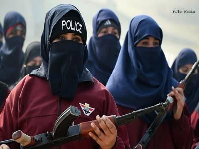 زرعی ڈائریکٹوریٹ حملے کے بعد پشاور میں ناکوں پر خواتین پولیس اہلکارتعینات