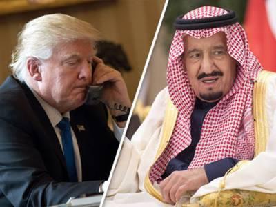 'یہ کام کسی صورت نہیں کرنے دیں گے' سعودی عرب کاصبر بھی جواب دے گیا، امریکا کے خلاف دبنگ اعلان کر دیا، مسلمانوں کے دل کی بات کہہ دی