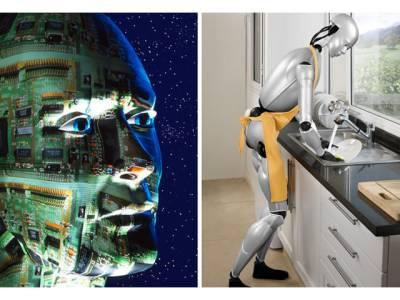 سائنسدانوں نے مستقبل دیکھنے والا روبوٹ تیار کر لیا، نجومیوں کی چُھٹی ہو گئی
