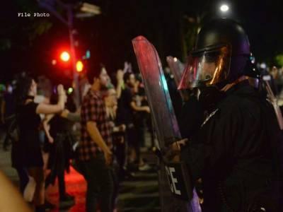آسٹریلیا میں خفیہ امریکی چھاؤنی میں داخل ہونے پر6 مظاہرین کو جرمانہ