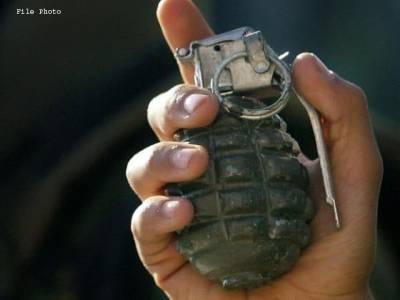جرمن ریاست تھورنگیا کے دفتر استغاثہ میں ایک مشتبہ پیکٹ موصول،دستی بم برآمد