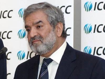 آئی سی سی ممبران کاپیسے کی وجہ سے بھارت کی طرف جھکاو ہے:احسان مانی