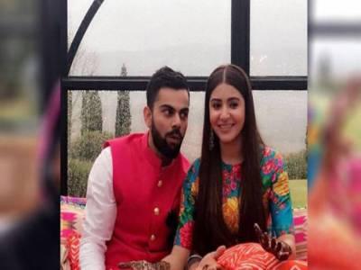 انوشکا اور کوہلی کی شادی ابتدائی دنوں میں مشکلات کا شکار رہے گی: ماہر نجوم