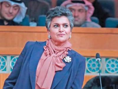 'ملک میں مقیم غیر ملکیوں کے لئے ہمیں کسی صورت یہ کام نہیں کرنا چاہیے' عرب خاتون سیاستدان کا ایسا اعلان کہ جان کر آپ بھی افسردہ ہوجائیں گے
