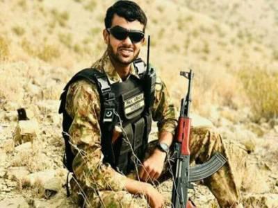 دہشتگرد نہیں بچ سکتے انہیں ہماری فوج ختم کردے گی: والد عبدالمعید شہید