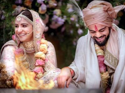 ویرات کوہلی اور انوشکا شرما نے شادی پر کل کتنا خرچ کیا؟ جواب آپ کے تمام اندازوں سے کئی زیادہ