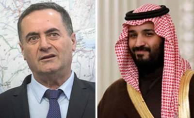 سعودی ولی عہد محمد بن سلمان کو دورے کی دعوت دیتے ہیں :اسرائیلی انٹیلی جنس وزیر