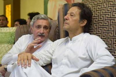 اہلی یا نا اہلی ؟ عمران خان اور جہانگیر ترین کی قسمت کا فیصلہ ہونے میں کچھ لمحے باقی