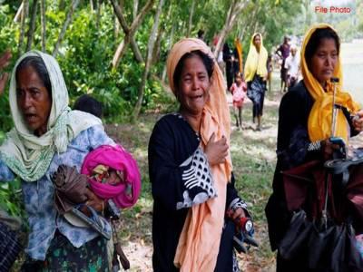میانمار ، ایک ماہ میں ساڑھے 6 ہزار سے زائد روہنگیا مسلمانوں کے قتل کا انکشاف