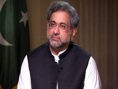 سانحہ اے پی ایس نے تاریخ سازوحدت کوجنم دیا، پاکستانی قوم نے دہشتگردی کیخلاف جنگ جیتی : وزیر اعظم شاہد خاقان عباسی