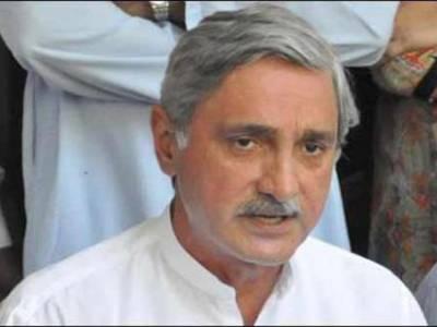 جہانگیر ترین کی نااہلی پر پارٹی افسردہ بنی گالہ میں جشن نہ ہو سکا