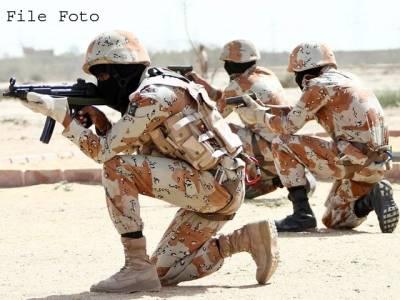 پاکستان رینجرز سندھ نے سال2017کی کارکردگی رپورٹ جاری کر دی