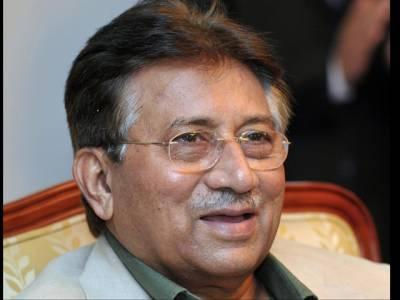 میری دلی خواہش ہے کہ موجودہ حکومت جلد رخصت ہوجائے:پرویز مشرف