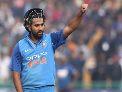 نئی ون ڈے رینکنگ جاری، بھارتی اوپنر روہت شرما کی 2 درجے ترقی، ٹیموں کی درجہ بندی میں فرق نہیں آیا