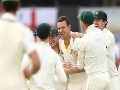 ایشز سیریز تیسرا ٹیسٹ، آسٹریلیا کی انگلینڈ کو عبرتناک شکست، سیریز میں فیصلہ کن برتری حاصل کرلی