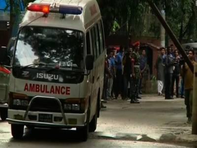 بنگلہ دیش جنازے میں بھگدڑ،10افراد جاں بحق،15زخمی