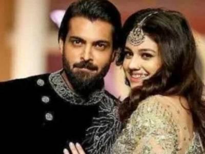پاکستان کے معروف اداکار اسد صدیقی اور زارا نور عباس کی شادی کی تیاریاں زورو شور سے جاری