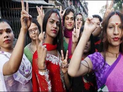 بھارت میں خواجہ سراؤں کواب پنشن اور راشن بھی ملے گا