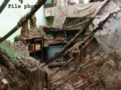 مالا کنڈ ایجنسی، گھر کی چھت گرنے سے ماں بیٹا جاں بحق،4 افراد زخمی