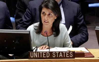 اقوام متحدہ میں اپنے خلاف ووٹنگ پر امریکہ برہم، مقبوضہ بیت المقدس سے متعلق ایسا بیان جاری کردیا کہ پوری مسلمان دنیا کا خون کھول اٹھے گا