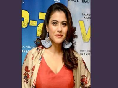 اداکارہ کاجل اپنے بیٹے کے ساتھ فلم کرنے کی خواہشمند