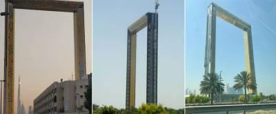 کیا آپ کو معلوم ہے دبئی میں تعمیر کی جانے والی یہ عظیم الشان عمارت دراصل کیا ہے؟ جان کر آپ کی حیرت کی بھی انتہا نہ رہے گی
