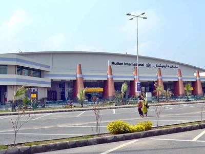 ملتان ایئرپورٹ پر مسافر آپس میں لڑ پڑے' چاروں دبئی کی پرواز سے آف لوڈ