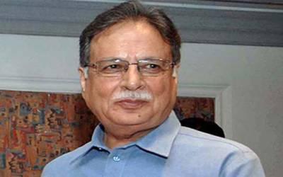 بہتر ہو گا چوہدری نثار اپنے دوست عمران خان کو مشورہ دیں: پرویز رشید