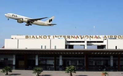 داعش کیلئے لڑتے ہوئے ہلاک ہونیوالے عبدالستار کے اہلخانہ سیالکوٹ ائیرپورٹ سے گرفتار