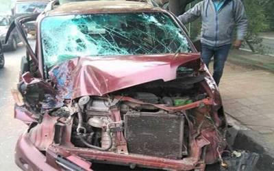 نئی دہلی میں پاکستانی ہائی کمیشن کے پروٹوکول افسرراؤ انور کی گاڑی کوحادثہ،زخمی حالت میں ہسپتال منتقل