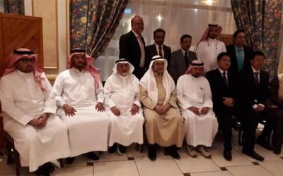 پاکستان تجارت اور سرمایہ کاری کے لئے ایک جنت،جہاں سرمایہ کاری کے بے شمار مواقع موجود اور ماحول بھی موافق ہے: سعودی سرمایہ کار