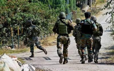 پاکستانی حملے میں میجر سمیت 4 بھارتی فوجی اہلکار ہلاک ، 2 زخمی :ہندوستان کا واویلا