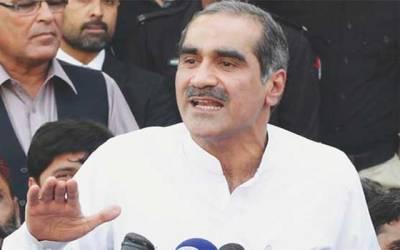 دھرنوں کی سیاست ملک کو آگے نہیں لے کر جائے گی، جمہوریت کو چلنے دیا جائے، سعد رفیق