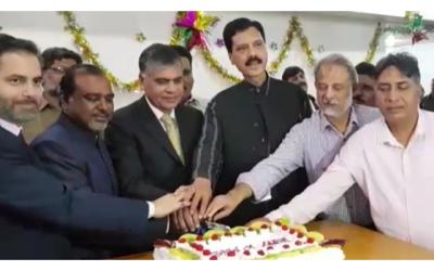 پاکستان کی ترقی و خوشحالی میں مسیحی برادری کا کردار نا قابل فراموش ہے : ڈپٹی قونصل جنرل محمد حسن