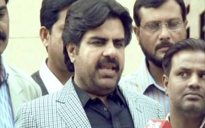 مصطفی کمال بوکھلاہٹ کا شکار ہیں، پی ایس پی نے جلسہ نہیں جلسی کی: ناصر حسین شاہ