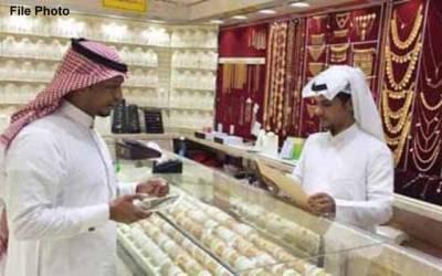 مکہ میں سونے کی دکانوں پر100 فیصد سعودی عملہ خدمات سرانجام دینے لگا