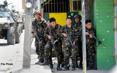 فلپائن، فوجی کارروائی میں 10 باغی ہلاک ،متعدد زخمی
