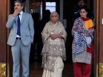 کلبھوشن کی اہلیہ کے جوتے میں میٹل چپ تھی جو میٹل ڈیٹیکٹر سے کلیئر نہیں ہو رہی تھی:دفتر خارجہ