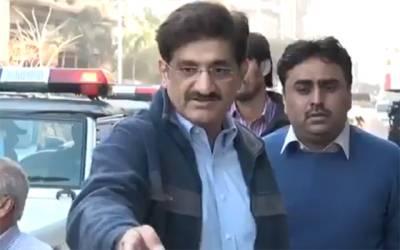 مراد علی شاہ نے شہر قائد کے باسیوں کو نیو ایئر نائٹ منانے کیلئے سی ویو جانے کی اجازت دے دی