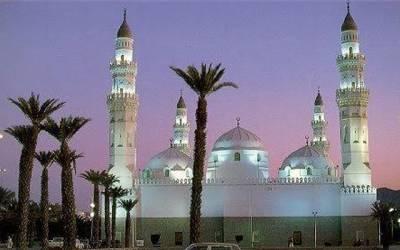 وہ مسجد جس کے بارے رسول اللہ ﷺ نے فرمایا اس میں جو یہ کام کرے گا اسکو ایک عمرہ کا ثواب ملے گا