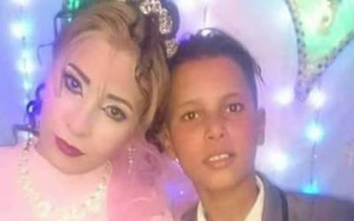 مصرمیں 12 سالہ بچے کی 16 سالہ لڑکی سے شادی پر تنازع،سوشل میڈیا پر بحث شروع