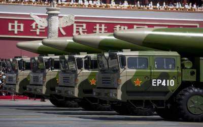 چین کا جدید ''ہائی پرسونک میزائل کا تجربہ امریکی دفاع کے لئے چیلنج ہے: چینی میڈیا