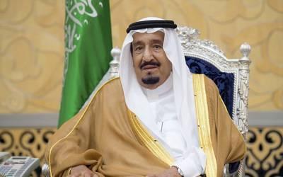 شاہ سلمان کی زیر صدارت سعودی کابینہ کا اجلاس، ملکی دفاع کی حکمت عملی اور ایڈز سے بچاﺅ کے نظام کی منظوری دیدی