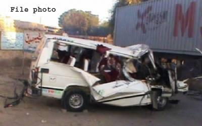شورکوٹ سمیت مختلف شہروں میں دھند کے باعث حادثات میں ایک شخص جاں بحق،5 زخمی