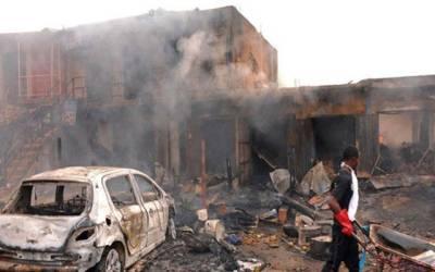 نائجیریا میں مسجد پر خودکش حملے میں 14 افراد جاں بحق