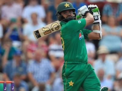 پاکستان اور نیوزی لینڈ کے درمیان پہلا ون ڈے میچ بارش کے باعث ر وک گیا